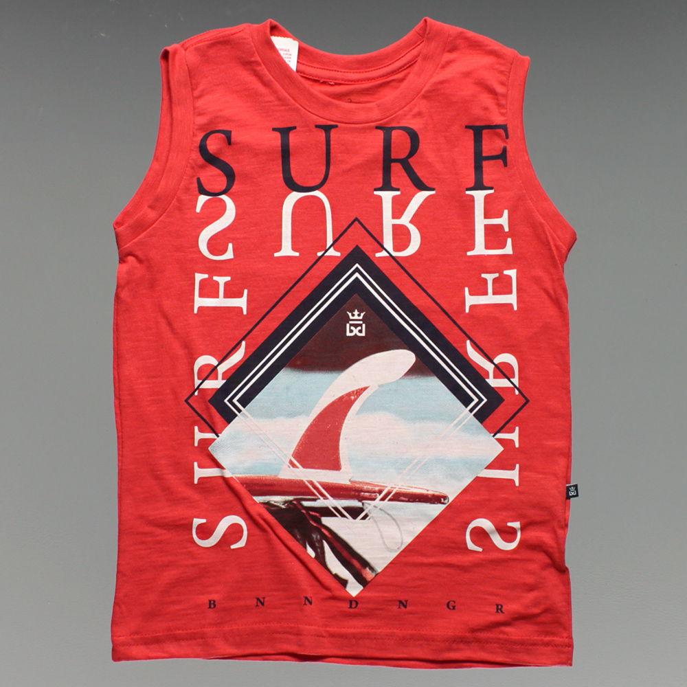 79be4e1c48 Camiseta Regata Surf Tam. 4 ao 12 - 35051AL - Alô Bebê