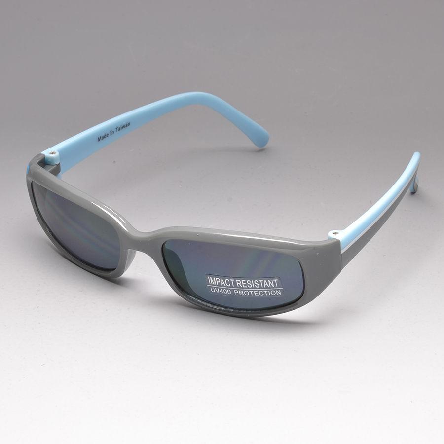 355526e8f Óculos de Sol Azul - Goldbug. Óculos de Sol Infantil Azul com proteção UV400  ...